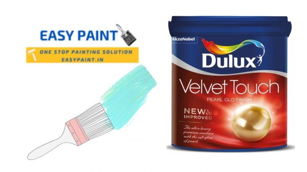 Dulux Paints Velvet Touch Pearl Glo