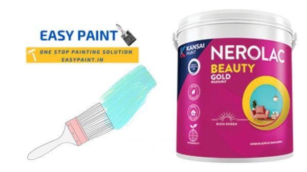 Nerolac Paints Beauty Gold