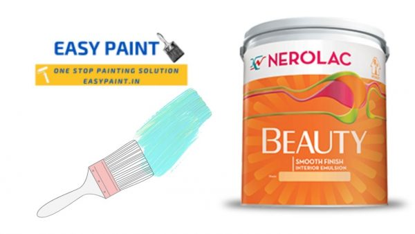 Nerolac Paints Beauty Smooth Finish