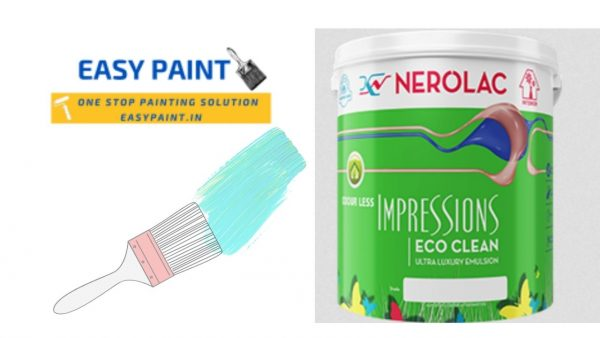 Nerolac Paints Impressions Eco Clean