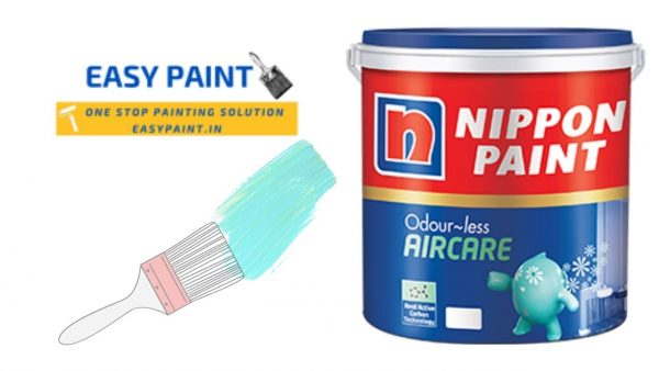 Nippon Paint Odourless AirCare
