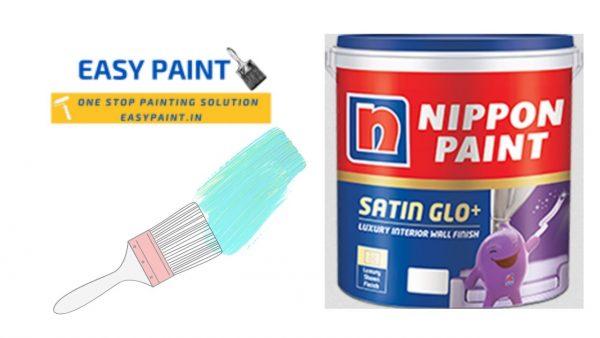 Nippon Paint Satin Glo+